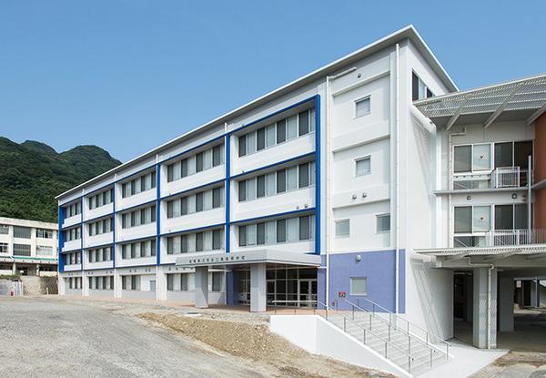 苅田工業高等学校 大規模改築工事